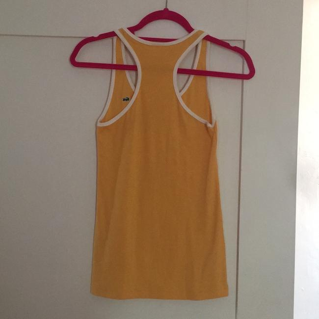 Lacoste Top yellow Image 2