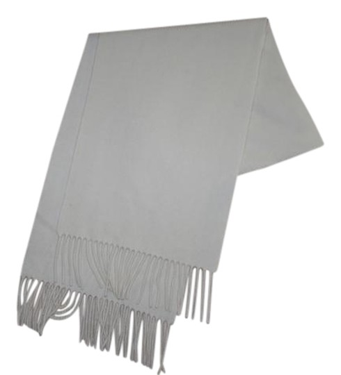 Preload https://img-static.tradesy.com/item/22319862/ivory-off-white-70-wool-30-cashmere-70-long-scarfwrap-0-1-540-540.jpg