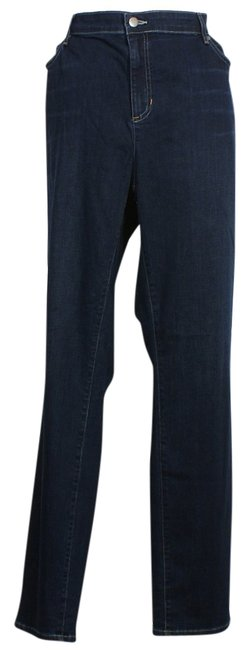 Preload https://img-static.tradesy.com/item/22319873/eileen-fisher-blue-medium-wash-washed-indigo-stretch-organic-cotton-soft-denim-22w-skinny-jeans-size-0-1-650-650.jpg