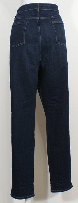 Eileen Fisher Skinny Jeans-Medium Wash Image 3