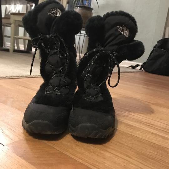 The North Face Black Boots Image 1