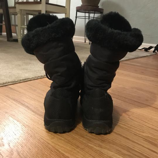 The North Face Black Boots Image 3