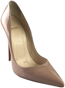 Christian Louboutin So Kate Pigalle Follies Nude Sandals