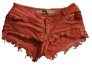 Brandy Melville Cut Off Shorts pink