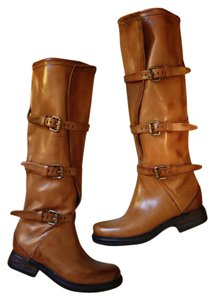 A.S. 98 Gordy Leather Size Eu 36 / Us 6 Sale Brown Boots
