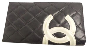 Chanel authentic Chanel wallet cambon