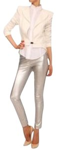 SuperTrash Skinny Pants silver