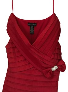 Cachet Top red