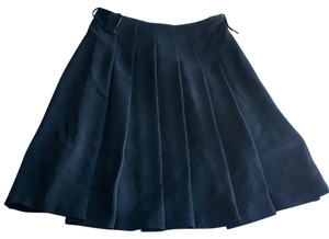 Kay Unger Mini Skirt black