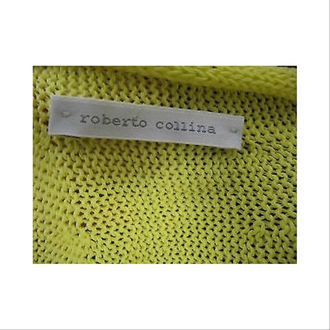 Other Roberto Collina Knit 34 Sleeve Shirt Ruched Sweater