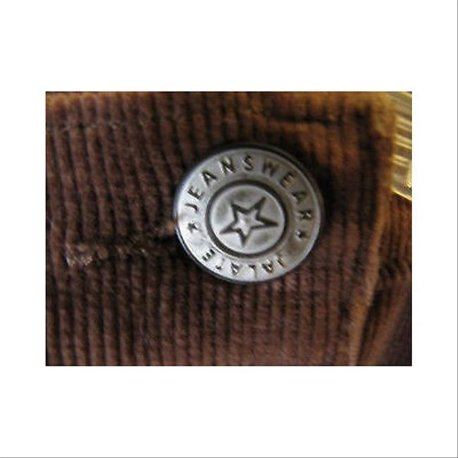 Other Womens Jalate Jeans Wear Corduroy 56 Mini Skirt Browns