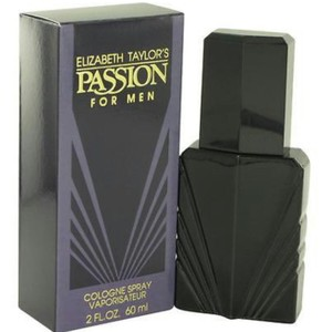 Elizabeth Taylor ELIZABETH TAYLOR'S PASSION FOR MEN-COLOGNE-USA