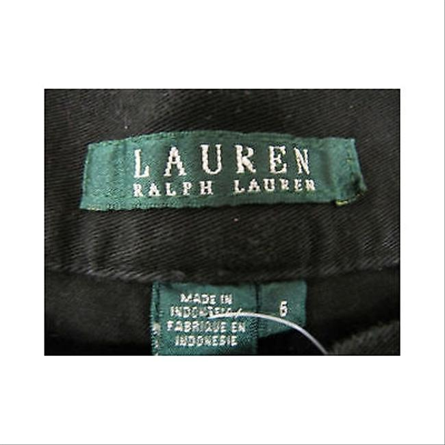 Lauren Ralph Lauren Womens Capris Jeans Capri/Cropped Pants Blacks