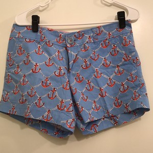 Lilly Pulitzer Mini/Short Shorts Blue