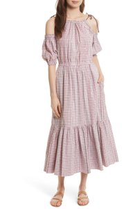 tea rose Maxi Dress by Rebecca Taylor
