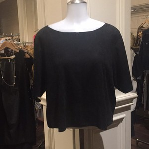 cupcakes and cashmere Top Black
