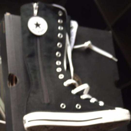 Converse Black And White Athletic