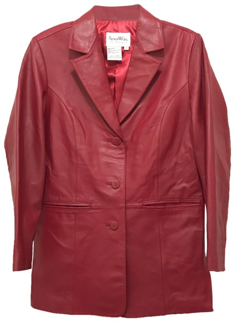 Item - Red New Jacket Size 6 (S)