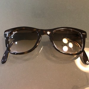 Ray-Ban RB 4105 Folding Wayfarer