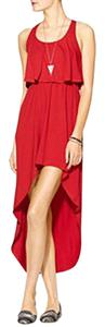 red Maxi Dress by Hive & Honey Maxi And
