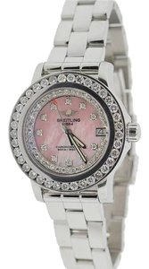 Breitling Breitling Ladies Colt 33 with 3CT Diamond Watch