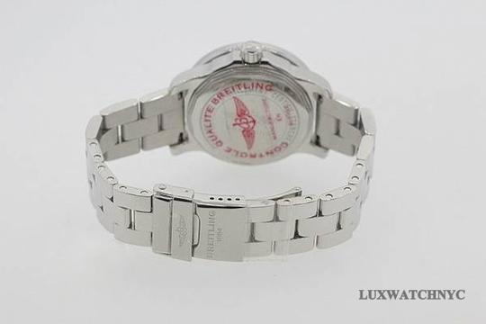 Breitling 3CT LADIES BREITLING COLT33 DIAMOND WATCH