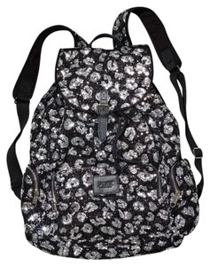 PINK Bling Sequin Canvas Limited Edition Backpack