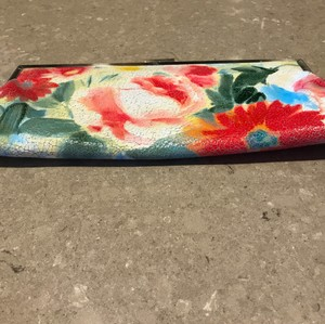 Hobo International multi colored Clutch