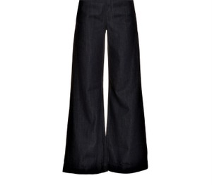 Goldsign Bell Elephant Bells Elephant Wide Low Or High Rise Super Flare Pants dark blue jean, 29 Long
