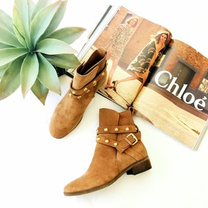 See by Chlo brown Boots