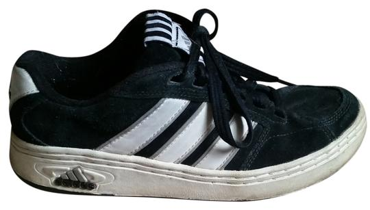 Preload https://item3.tradesy.com/images/adidas-men-s-black-and-white-athletic-2233162-0-0.jpg?width=440&height=440