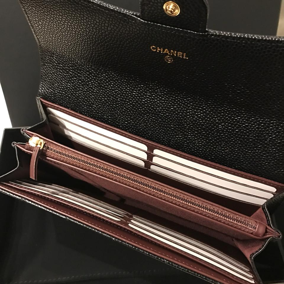bf1babd7f822 Chanel Classic Caviar Long Wallet | Stanford Center for Opportunity ...