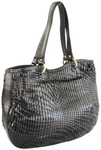 Cole Haan Woven Leather Weave Shoulder Bag