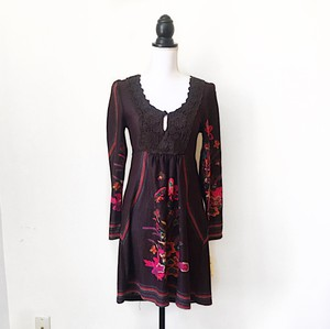 Aryeh short dress brown on Tradesy