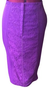 Dolce&Gabbana Skirt Purple