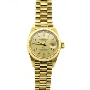 Rolex Rolex Datejust President 18K Yellow Gold 26MM Automatic Watch