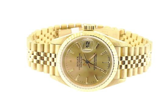 Rolex Rolex Datejust President 18K Yellow Gold 26MM Automatic Watch Image 1