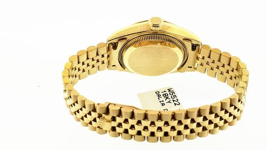Rolex Rolex Datejust President 18K Yellow Gold 26MM Automatic Watch Image 5