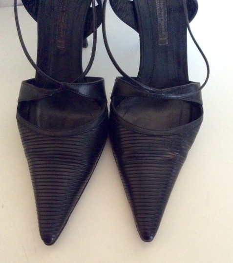 Narciso Rodriguez Black Pumps