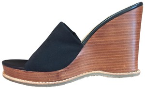 ZIGI NEW YORK Black Wedges