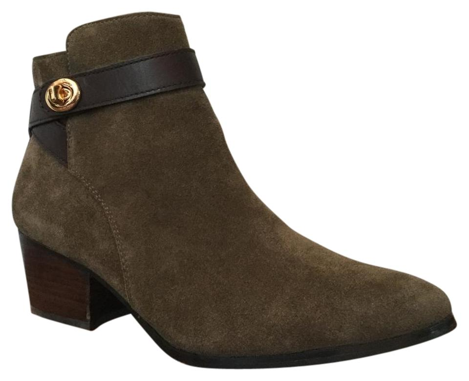 WOMENS Green the Patricia Boots/Booties Win the Green praise of customers 9a2f5a