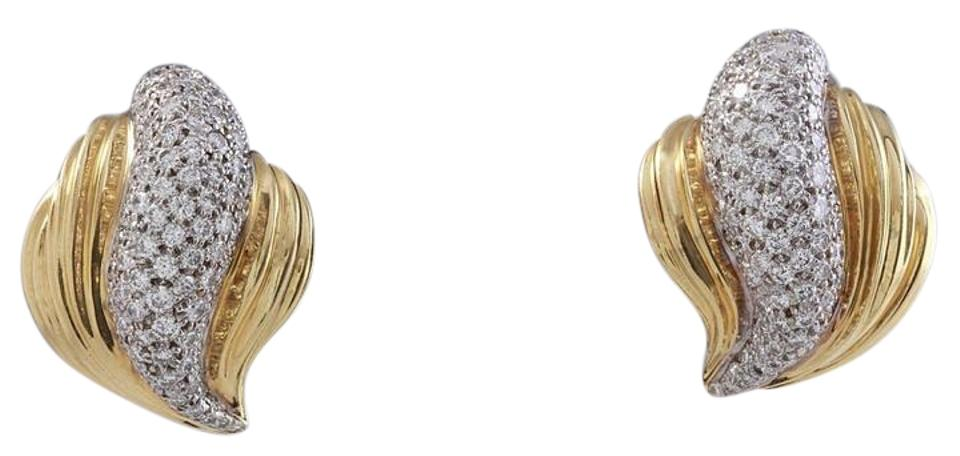Vvs Earrings Casly Earring With Round Pink Tourmaline Vvs