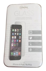 Case-Mate CASE-MATE Glass Tempered Screen Protector for iPhone 6 Plus or 6s Plus