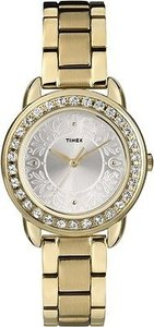 Timex Timex Swarovski Crystal Ladies Watch T2p257