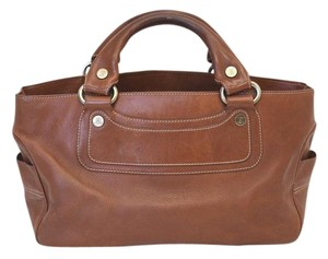 Cline Tote in Light Brown