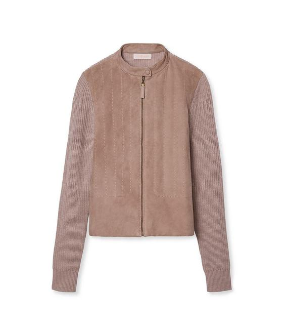 Preload https://item1.tradesy.com/images/tory-burch-brown-suede-front-merino-wool-cardigan-size-8-m-22336800-0-0.jpg?width=400&height=650