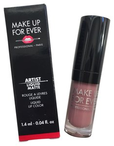 MAKE UP FOR EVER Artist Liquid Matte Liquid Lip Color (travel size)