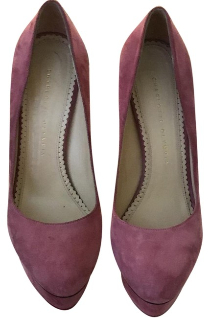 Item - Mauve Eternally Dolly Pumps Size EU 39.5 (Approx. US 9.5) Regular (M, B)