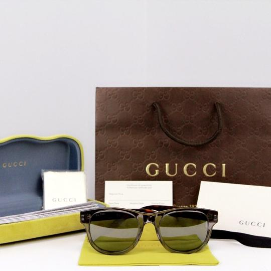 71a1c803dca ... Gucci NWT Authentic Gucci Sunglasses 52MM Wayfarer