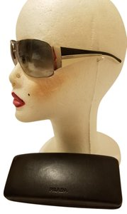 Prada Prada Sunglasses SPR 71G 67 13 6B A-3M1 115 with Prada Case